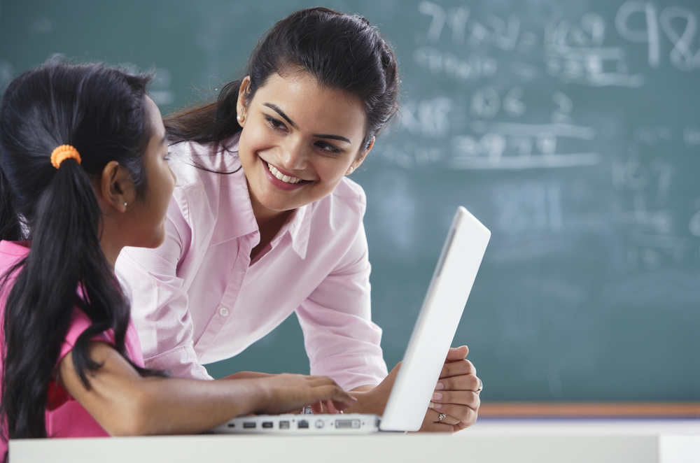 google classroom teacher and student